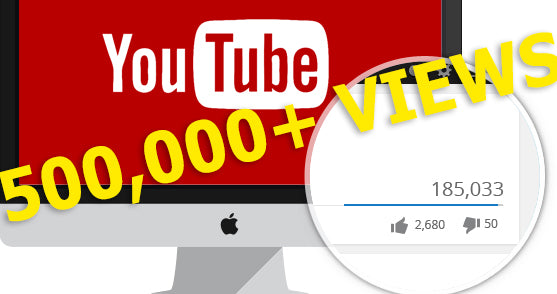 500,000 + Organic Views - YouTube & Google Video SEM : Search Engine Marketing Director