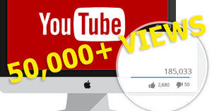 50,000 + Organic Views - YouTube & Google Video SEM : Search Engine Marketing Director
