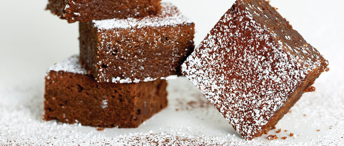 Ginger Elizabeth Fudge Brownies