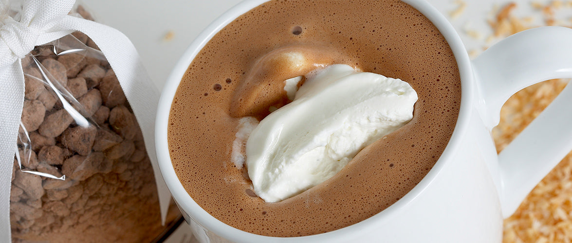 Maya Coconut Hot Chocolate