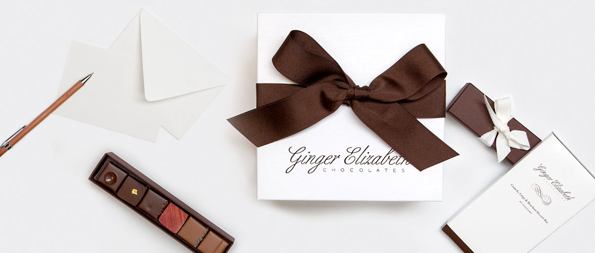 Corporate Gifting with Ginger Elizabeth Chocolates