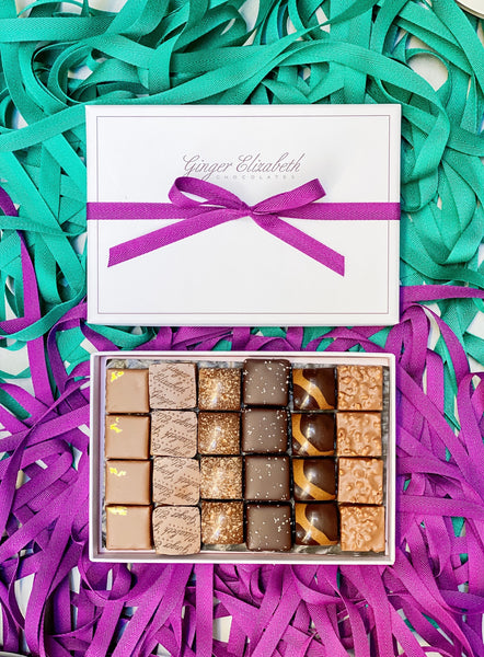 Easter Caramel & Praline Collection 24-Piece Box