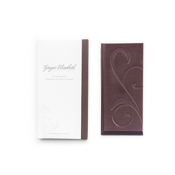 69% Madagascar Couverture Chocolate Bar
