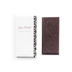 Vanilla Bean Toffee & Roasted Almond Chocolate Bar