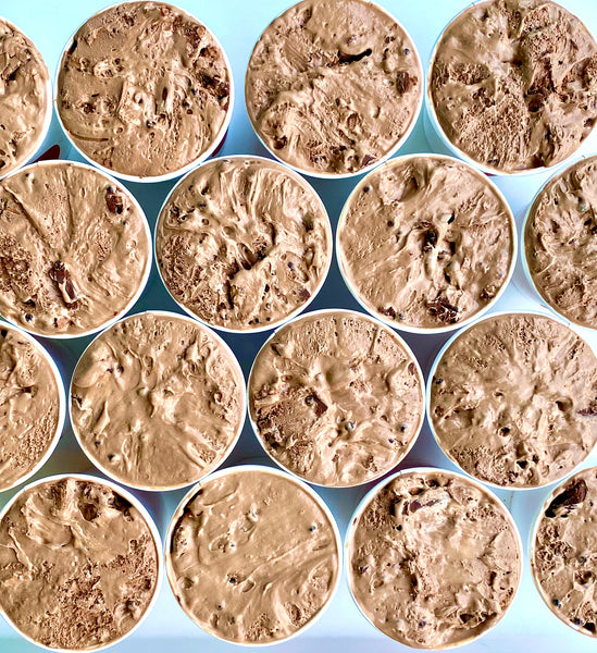 Chocolate Truffle Ice Cream - Pint