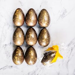 Golden Chocolate Egg