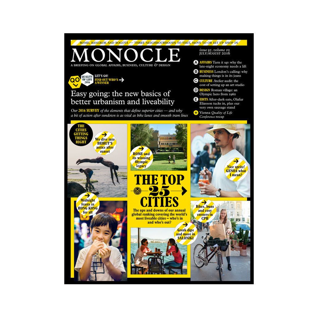 Monocle Issue 95