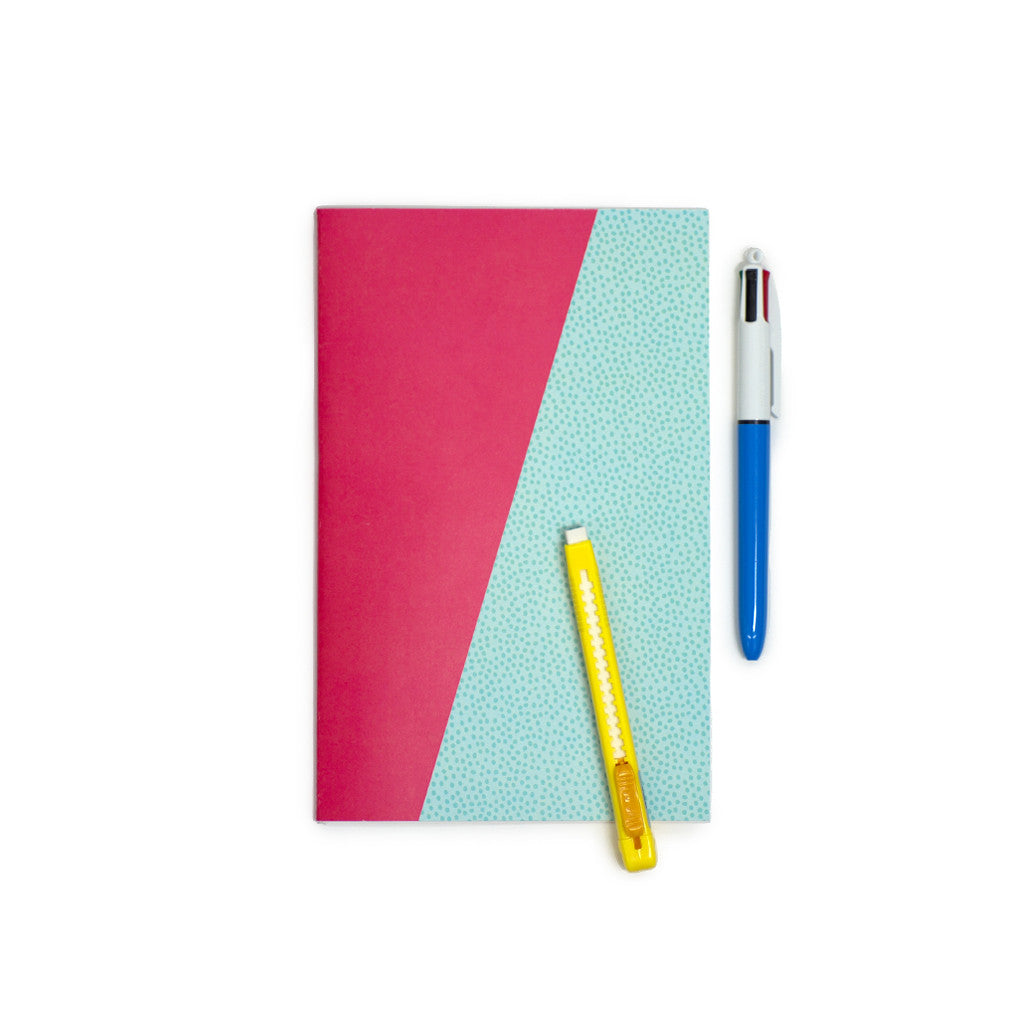 A5 Notebook - Red
