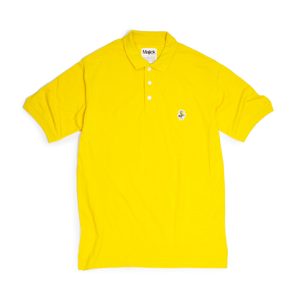 Pablo Polo Men's - yellow