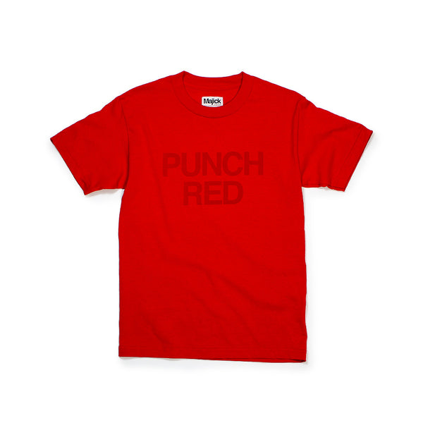 Punch Red T Shirt
