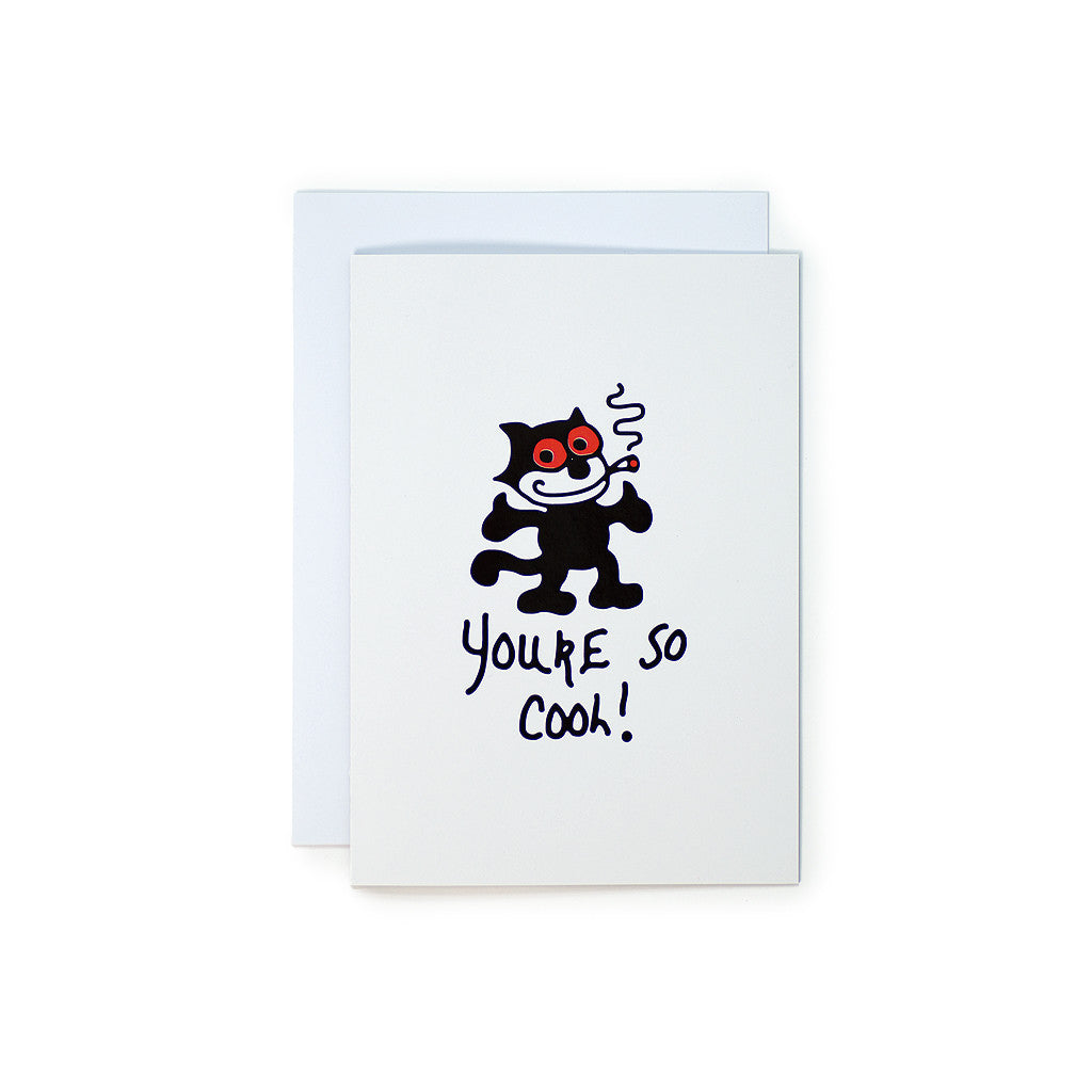 Youre So Cool Greeting Card
