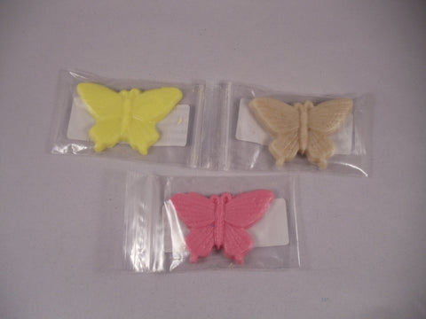 Butterfly Shaped Soap Party Favors - Head Art Works