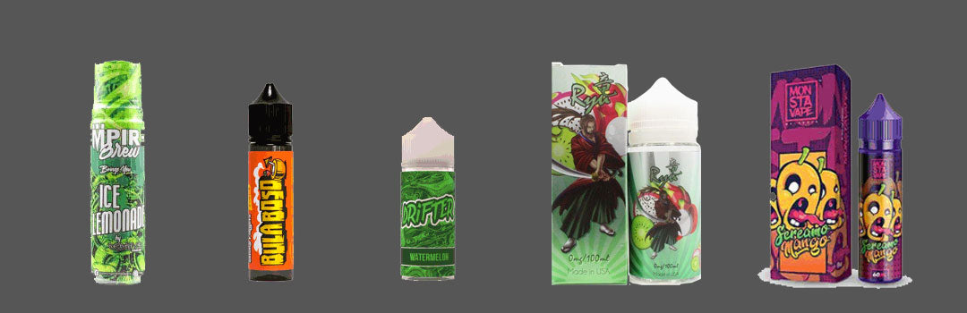 Top 5 Summer E-Liquid Flavours for 2020