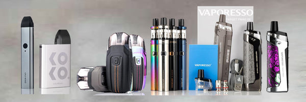 Top vape Kits for Salt Nicotine Liquids in 2020