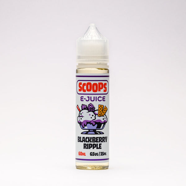 Scoops Blackberry Ripple 60ml