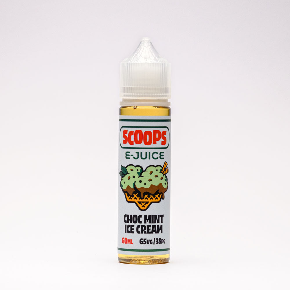 Scoops Choc Mint Ice Cream 60ml