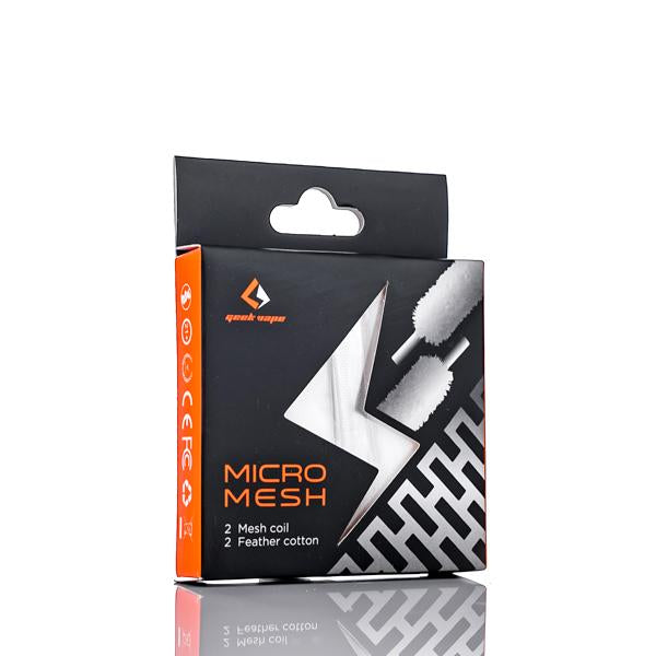 GeekVape Zeus X Mesh Replacement Mesh + Cotton