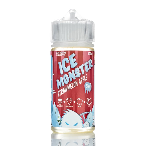Ice Monster Strawmelon Apple 100ml - e juice