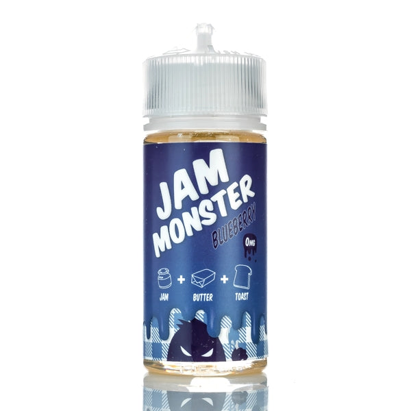 Jam Monster Blueberry e liquid 100ml