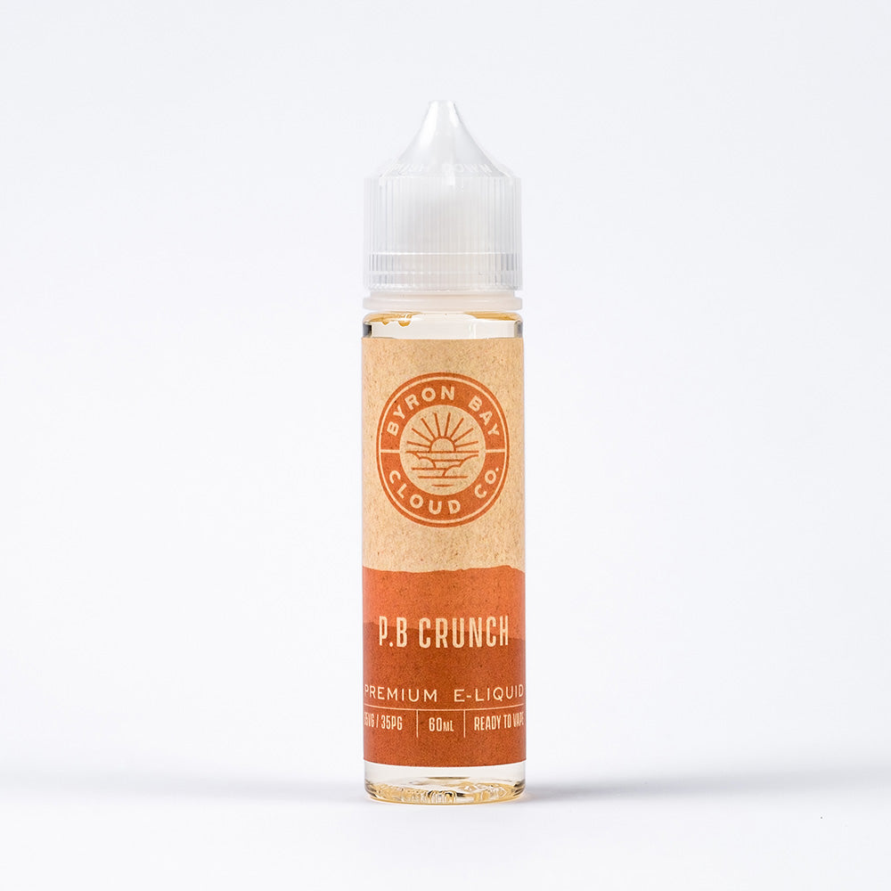 Byron Bay Cloud Co. P.B Crunch e-liquid