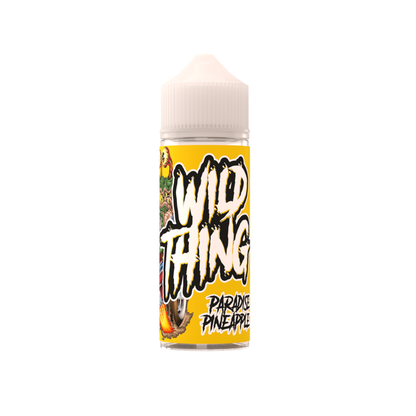 Wild Thing  Paradise Pineapple 100ml