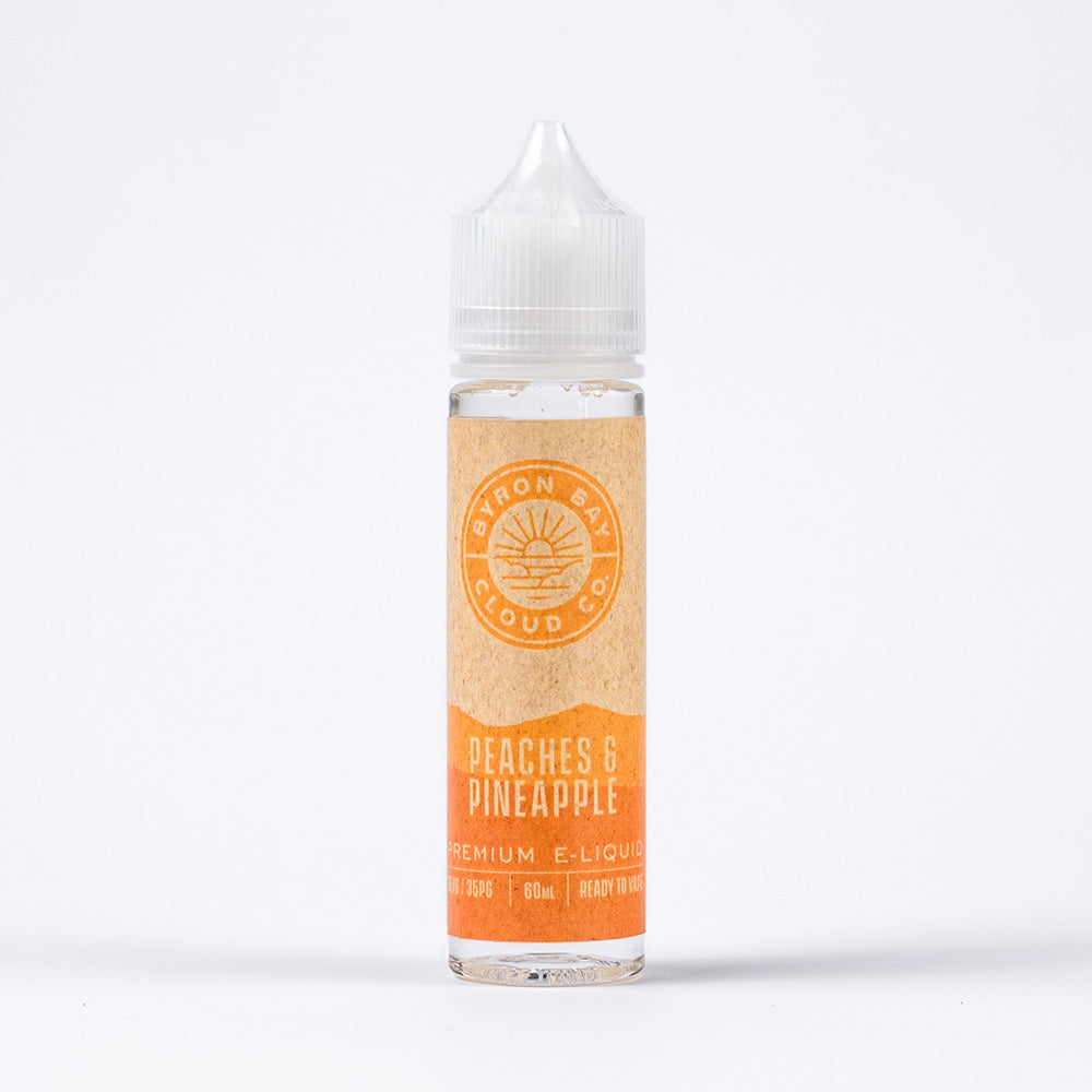 Byron Bay Cloud Co. Peaches & Pineapple
