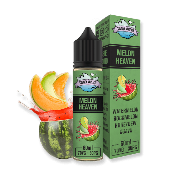 Sydney Vape Co Vape Juice Melon Heaven