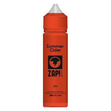 ZAP Summer Cider Vape Juice 50ml