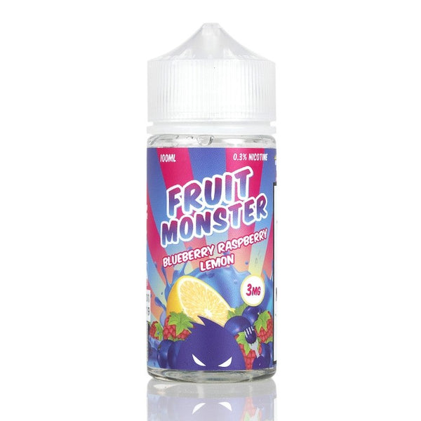 Fruit Monster Vape Juice Blue Raspberry Lemonade 100ml