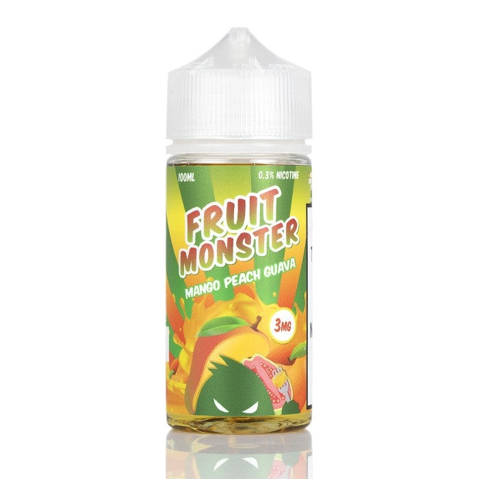 Fruit Monster e juice Mango Peach Guava 100ml