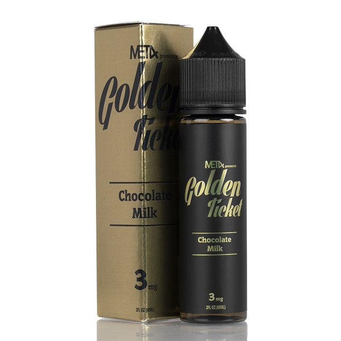 Met4 Golden Ticket 60ml - e Liquid