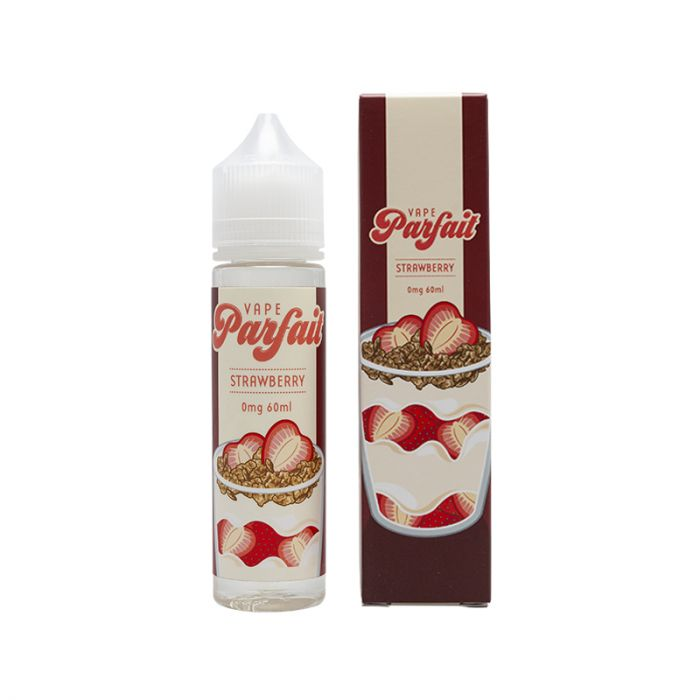 Vapetasia Vape Parfait Strawberry 60ml