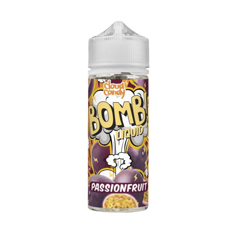 Cloud Candy Bomb Passionfruit 120ml