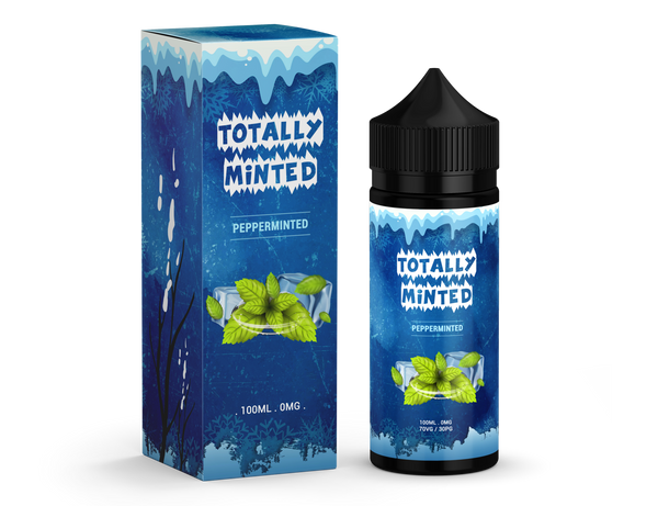 Totally Minted PepperMinted 100ml