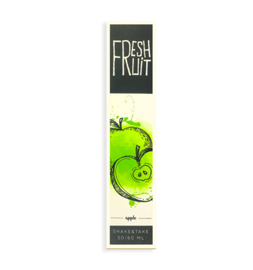 Fresh Fruit Apple Vape juice 60ml