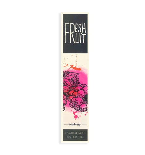Fresh Fruit Raspberry 60ml