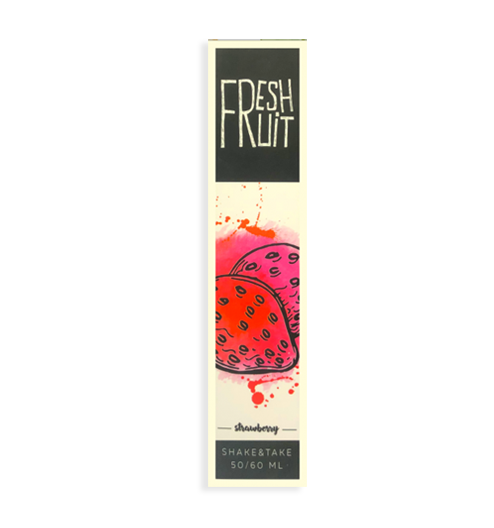Fresh Fruit Strawberry 60ml - e liquid