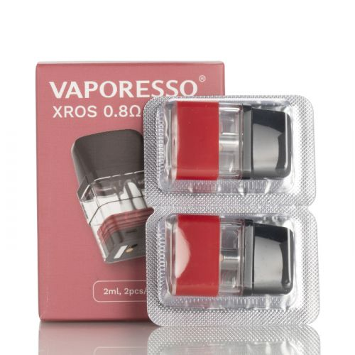 Vaporesso XROS Replacement Pods 2 pack