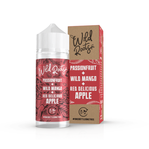 Wild Roots Passionfruit & Wild Mango & Red Apple 100ml