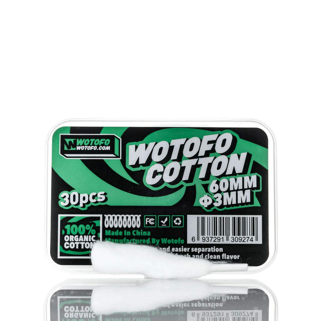 Wotofo Agleted Organic Cotton for Profile RDA/RTA