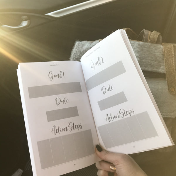 Morning Mindset | 3 Minute Journal-Apparel-CorrieLeeAnn'sBoutique