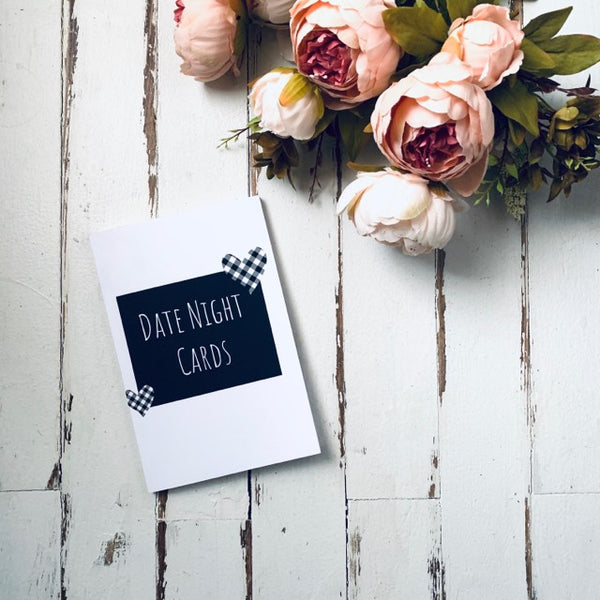 Date Night Cards Volume One-Apparel-CorrieLeeAnn'sBoutique