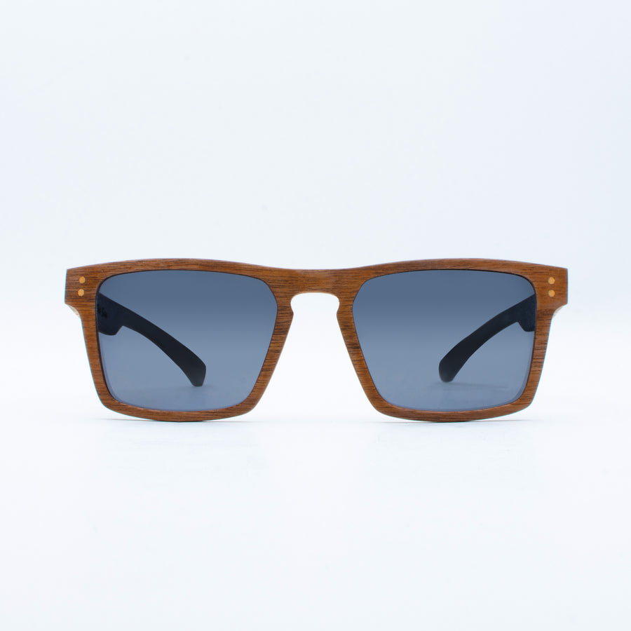 Wooden Sunglasses Alor Walnut Suki