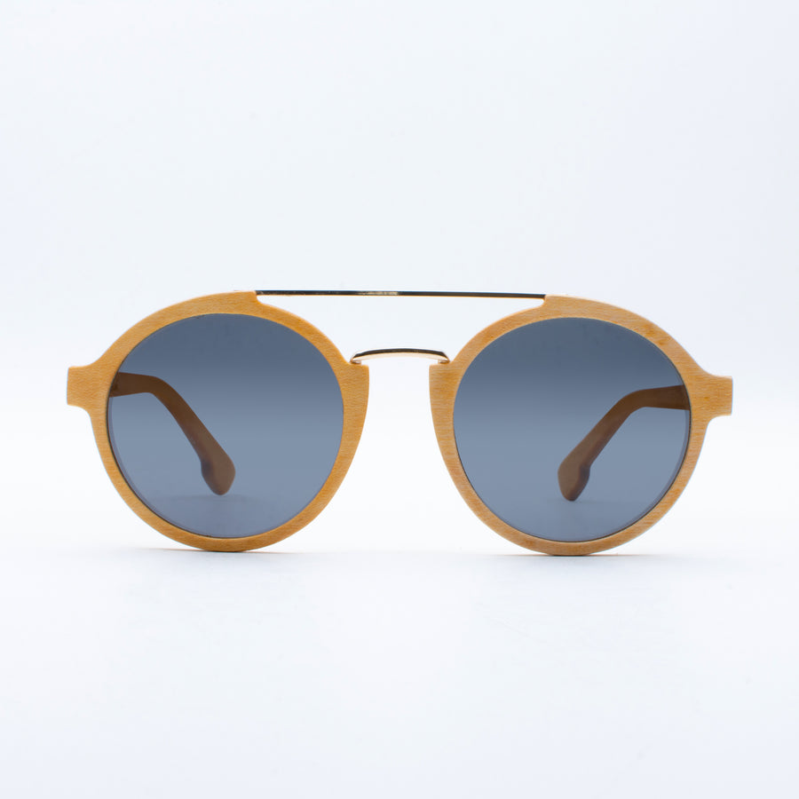 Wooden Sunglasses Berawa Maple Suki