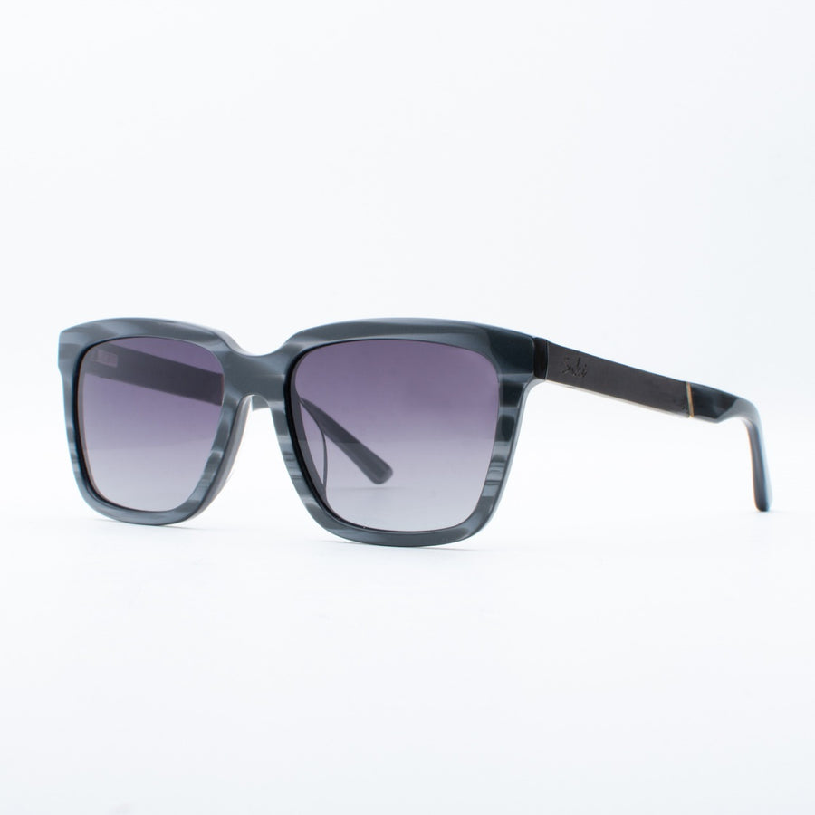 Wooden Sunglasses Janu Grey Suki