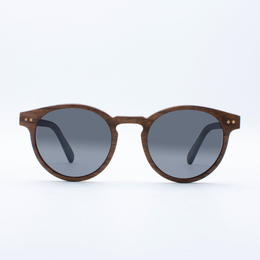 Wooden Sunglasses Obi Walnut Suki
