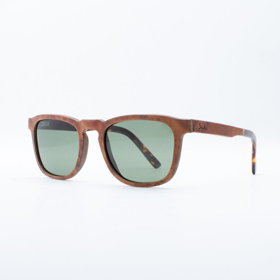 wooden sunglasses rau suki