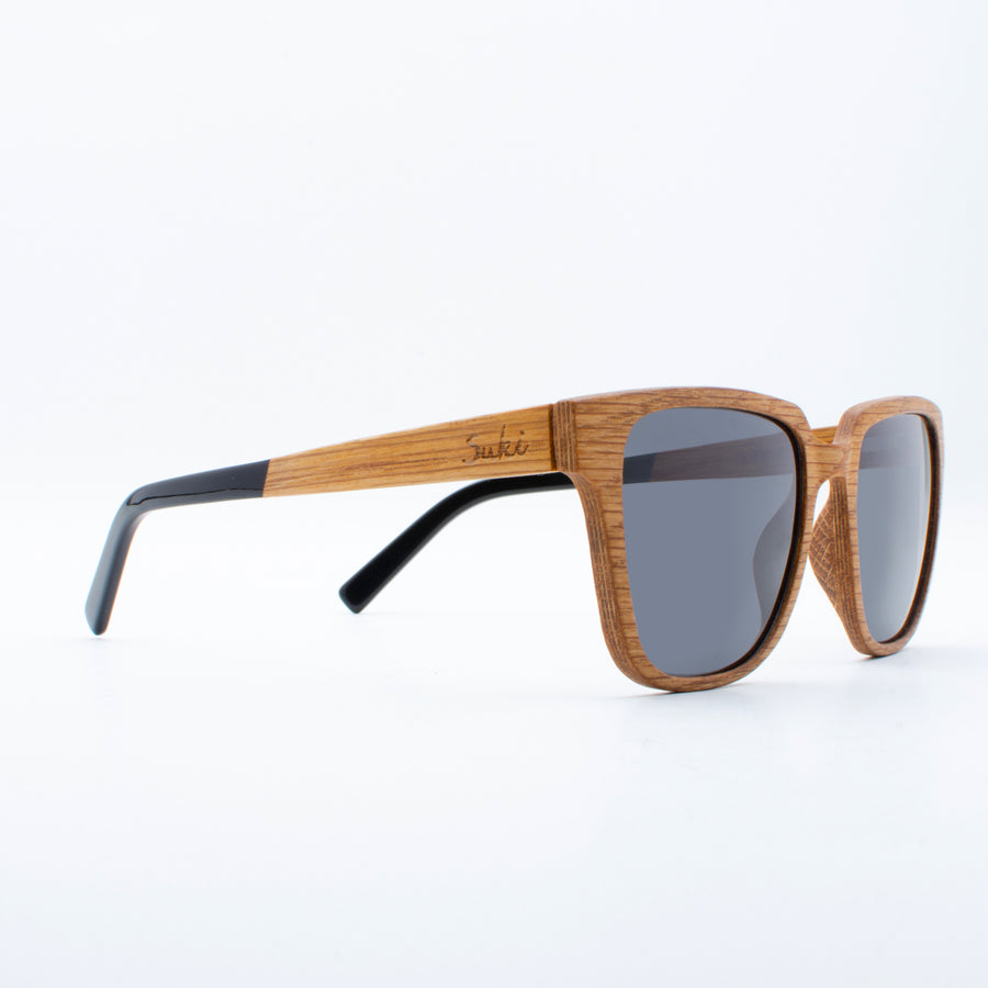 WOODEN SUNGLASSES RINCA IAK WOOD SUKI
