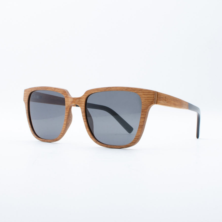 wooden sunglasses rinca oak wood suki