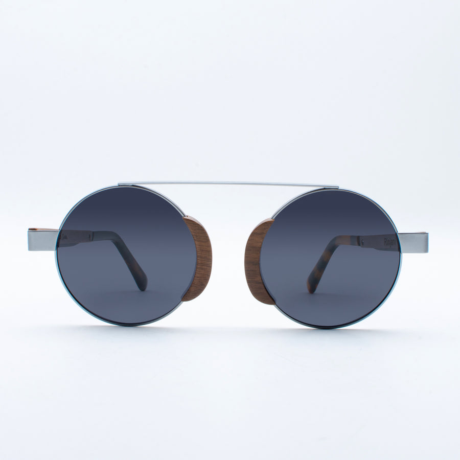 Wooden Sunglasses Rinjani Walnut Suki